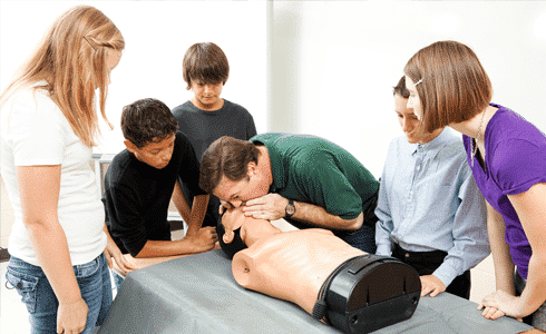 Your source for fun, short, and comprehensive CPR / FA classes!